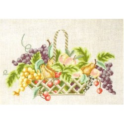 Fruit and Vegetables Cross Stitch