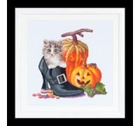 Halloween Kitten - 738A