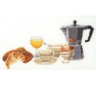 Food and Drink Cross Stitch
