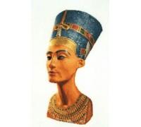 Nefertiti Cross Stitch