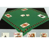 Playing Cards Games Tablecloth - 954L - 28ct