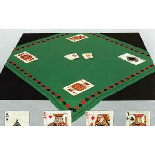 Playing Cards Games Tablecloth   954L   28ct