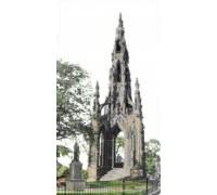 Sir Walter Scott Monument - Edinburgh