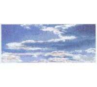 Sky Study 5 - 405A - 18ct