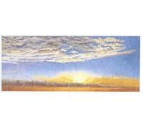 Sky Study 6 - 406A - 18ct
