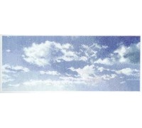 Sky Study 8 - 408A - 18ct