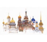 St Petersburg Buildings