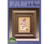 Aunt Ethel Chart - 08-1421