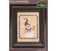 Bucky the Snowman Chart - 06-2283