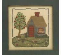 Cottage in the Meadow Chart - 01-1015