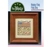 Happy Flag Flag Day Chart - 03-1877
