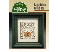 Happy Gobble Gobble Day Chart - 03-2585