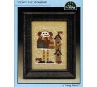 Sloane the Snowman Chart - 06-2231