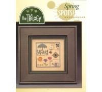 Spring Spots Chart - 03-1226