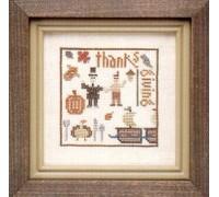 Thanksgiving Spots Chart - 05-2936
