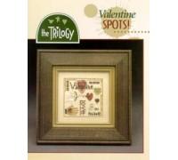 Valentine Spots Chart - 04-3305