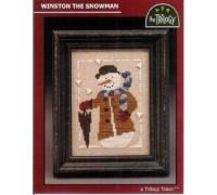 Winston the Snowman Chart - 06-2232