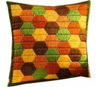 Bold Hexagons Long Stitch - 1530/2005