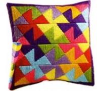 Bold Pinwheel Long Stitch - 1530/2003
