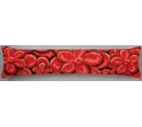Embossed Flowers Draft Excluders - 1235/5002
