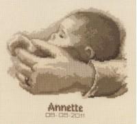 In Loving Arms Birth Sampler - 2002\75.057
