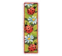 Ladybirds Bookmark - 2002\17.803