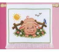 Children's Cross Stitch by Vervaco