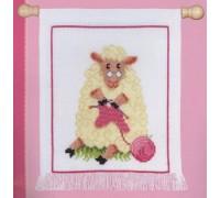 Mother Sheep Knitting - 2002\3306