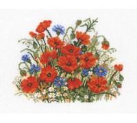 Poppy Field by Vervaco - 2002\70.074