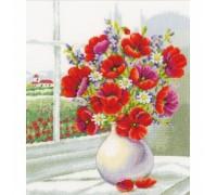 Poppy Vase - 2002\70.319