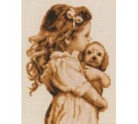 Puppy Love Sepia - 2002\75.059