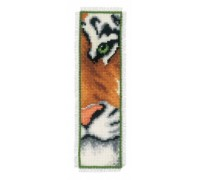 Tiger Bookmark - 2002\17.801