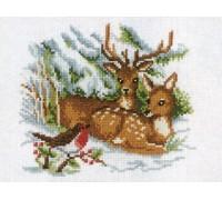 Winter Scene by Vervaco - 2002\70.877
