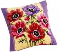 Anemones Chunky Cross Stitch - 1200\946