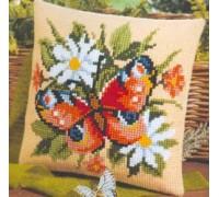 Butterfly Chunky Cross Stitch - 1200/642