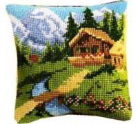 Cabin Retreat Chunky Cross Stitch - 1200/949