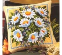 Daisy Posy Chunky Cross Stitch - 1200/691
