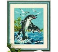 Dolphin Pair - 1926