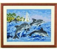 Dolphin Pod Tapestry - 6069