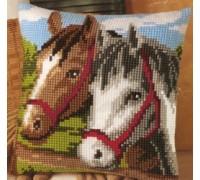 Equine Pair Chunky Cross Stitch - 1200/722