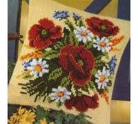 Floral Posy Chunky Cross Stitch - 1200/554