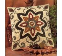 Geometric Ornate Chunky Cross Stitch - 1200/271