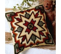Geometric Star Chunky Cross Stitch - 1200/236