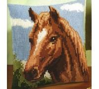 Horse Chunky Cross stitch - 1200/625