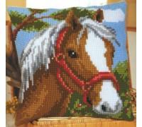 Horse Head Chunky Cross Stitch - 1200/707