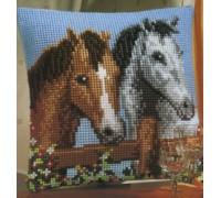Horse Play Chunky Cross Stitch Kit - 1200/562