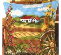 House on the Hill Chunky Cross Stitch - 1200/747