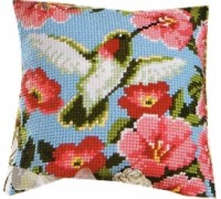 Hummingbird Chunky Cross Stitch - 1200\985