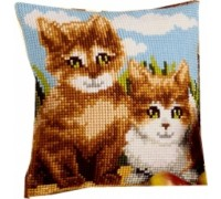 Kittens Chunky Cross Stitch - 1200\952