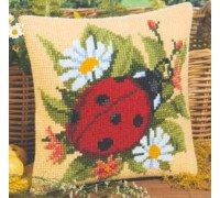 Ladybird Chunky Cross Stitch - 1200/641